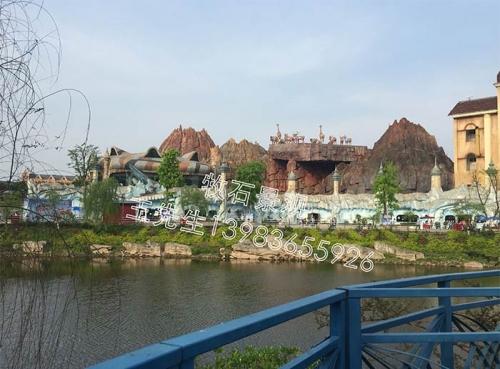 主题乐园设计施工