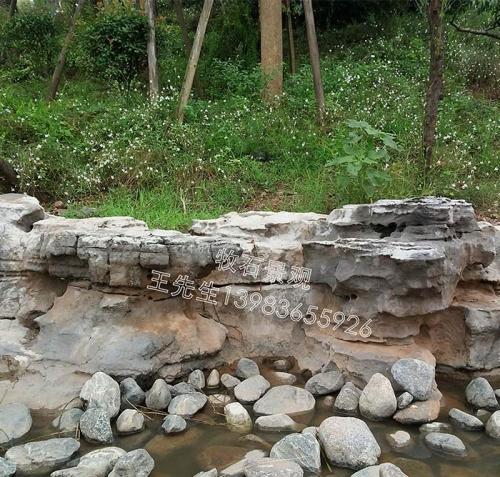 广东假山塑石定做