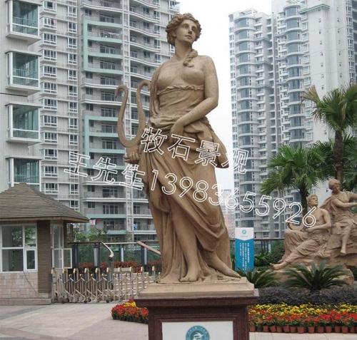 广东人物雕塑