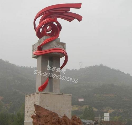 广东景观雕塑施工