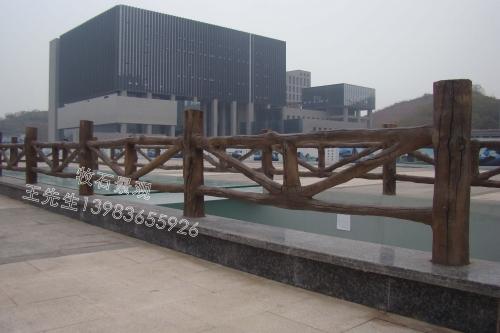 广东仿木栏杆