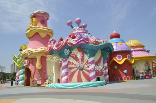 上海儿童游乐场设计