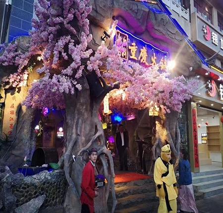 重庆山水溶洞
